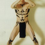 bodypainting tribal