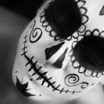 portrait calavera muertos