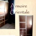 armoire orientale