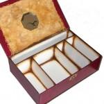 boite à bijoux en cartonnage