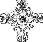 croix gothique