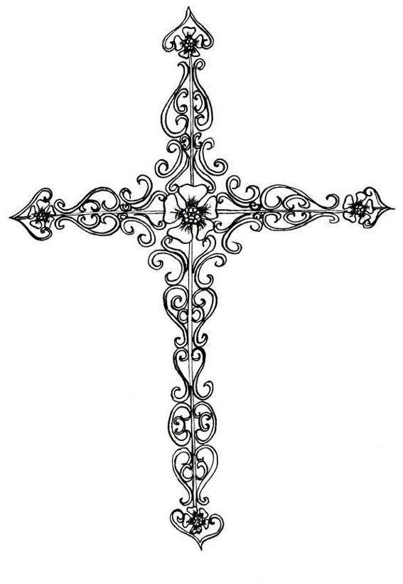 Dessins et esquisses sandrine lacroix slharley - Dessin gothique ...