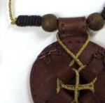 objets en faux cuir