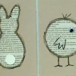 cartes animaux poétiques