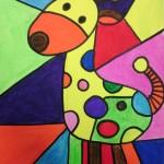 girafe disco