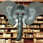éléphant articulé