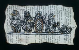 phrase d'oiseaux